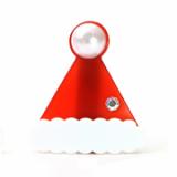 Christmas / X-mas hat hair clamp