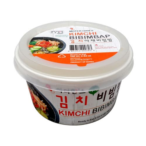 Baby food -Ready to eat Bibimbap-