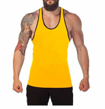 Men Tank Tops Bodybuilding