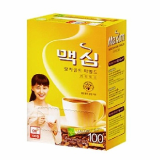 Maxim Mocha Gold Korean Instant Coffee _ 100pks