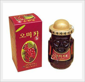 Korean Tea Omija Herbal Fruit Tea From Natural Jeju