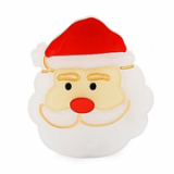 Christmas / X-mas Santa Claus point hairpin
