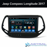 In Dash Car Stereo Nav System Jeep Compass Longitude 2017