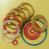 FKM Vion Rubber O Ring Gasket Oil Fuel Resistance