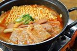 Ssangdari's Boodae Jjigae(Mixed soybean stew)