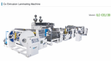Co extrusion laminating machine