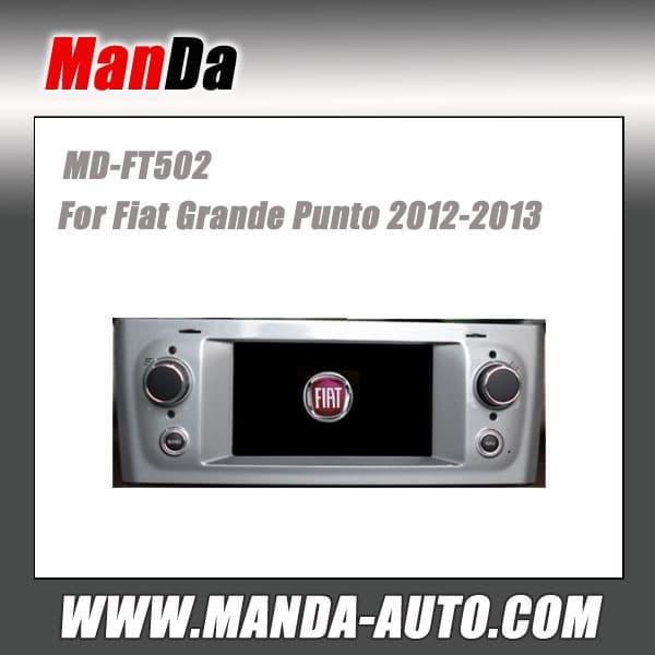2 din car audio for Fiat Grande Punto sat nav | tradekorea