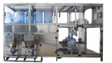 3_5 gallon bottle washing_filling_capping machine XG series