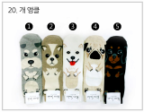 dog ankle woman socks