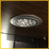 LED Cabinet Light with Concentrated Lens
