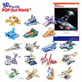 3D Puzzle Space Ship Series
