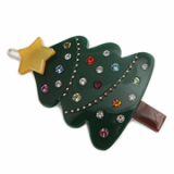 Christmas / X-mas Merry point hairpin