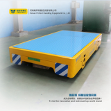 Trackless Bed Cargoes Transfer Car with Custom_built Deck