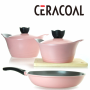 Cast Aluminum Cookware - KFCC Ceramic Coating