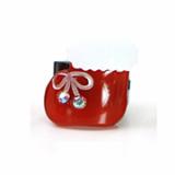 Christmas / X-mas sock ponytail holder