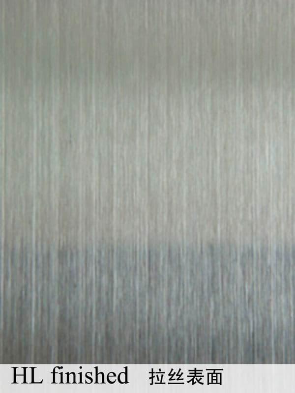 Hairline Finish Stainless Steel Sheet Tradekorea