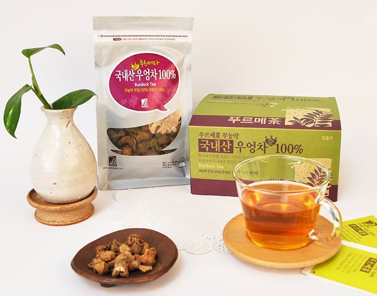 Burdock Tea _100_ Eco friendly__2
