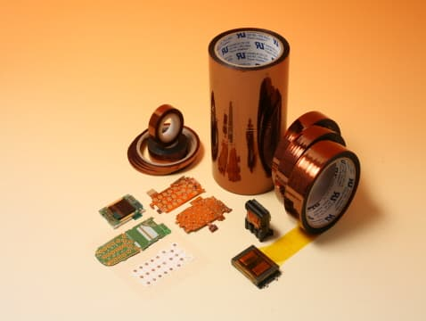 Polyimide film tape for PCB masking -etc
