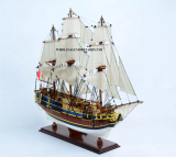 HM BOUNTY WOODEN MODEL SHIP