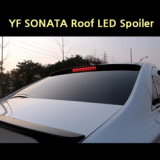 Roof LED Spoiler PAINTED for YF SONATA 11+