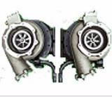 Turbocharger (For Tanks)