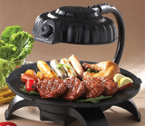 Smoke_ Odor and Oil free _Everyday Eco Grill_