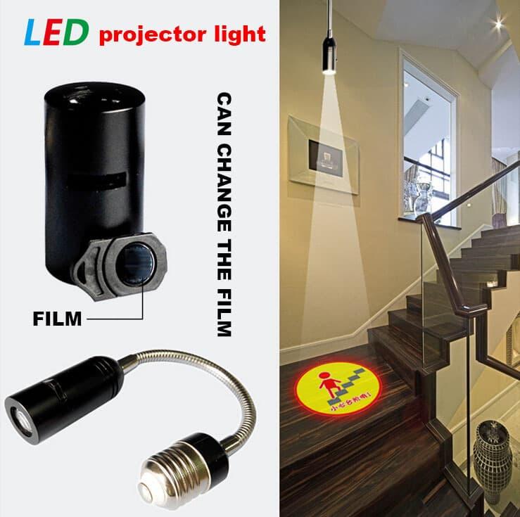 Led Logo Projector Light Custom Logo Available Tradekorea