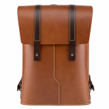 Truhaven Leather Backpack for Men _ Women _Tan Brown_