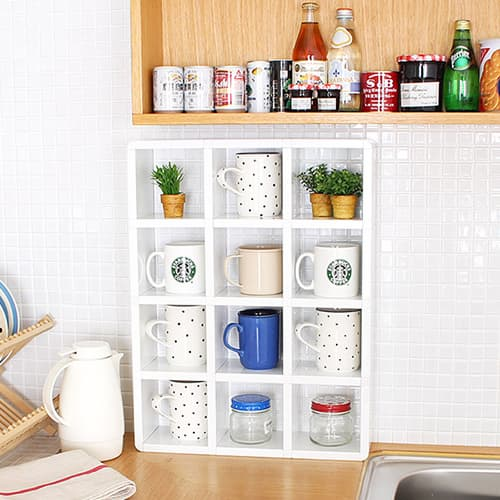 cubicsmini cupboard shelf 3X2