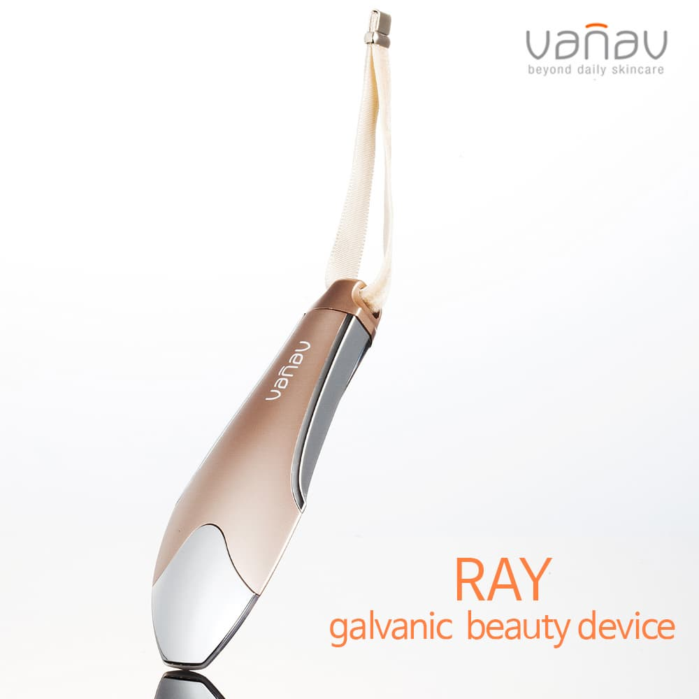 Iontophoresis Beauty device _ Ray