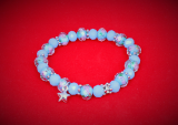 gemstone bracelet-star-