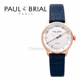 PAUL BRIAL Luxury Ladies Diamond Jewelry Watch Korea made