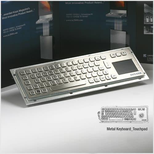 Metal Keyboard | tradekorea