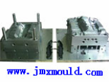 Auto Part Wheel Arch Plastic Injection Mould