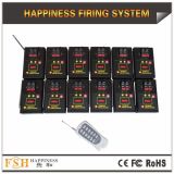 24 cues Remote control Fireworks firing System_100 M remote