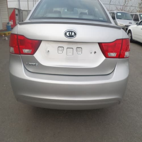 KIA MOTOR USED CAR LOTZE INNOVATION