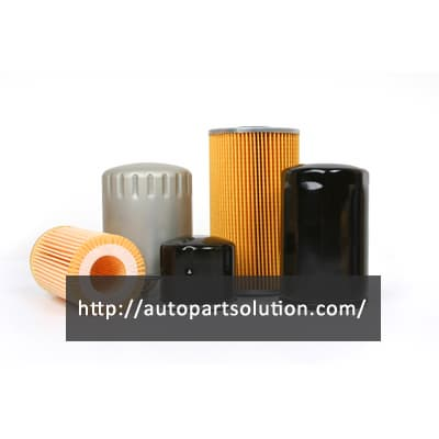 hyundai 25ton truck filter spare parts