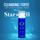 Cleansing Forte mink oil form cleanser