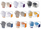 Sell cotton knitted hand gloves
