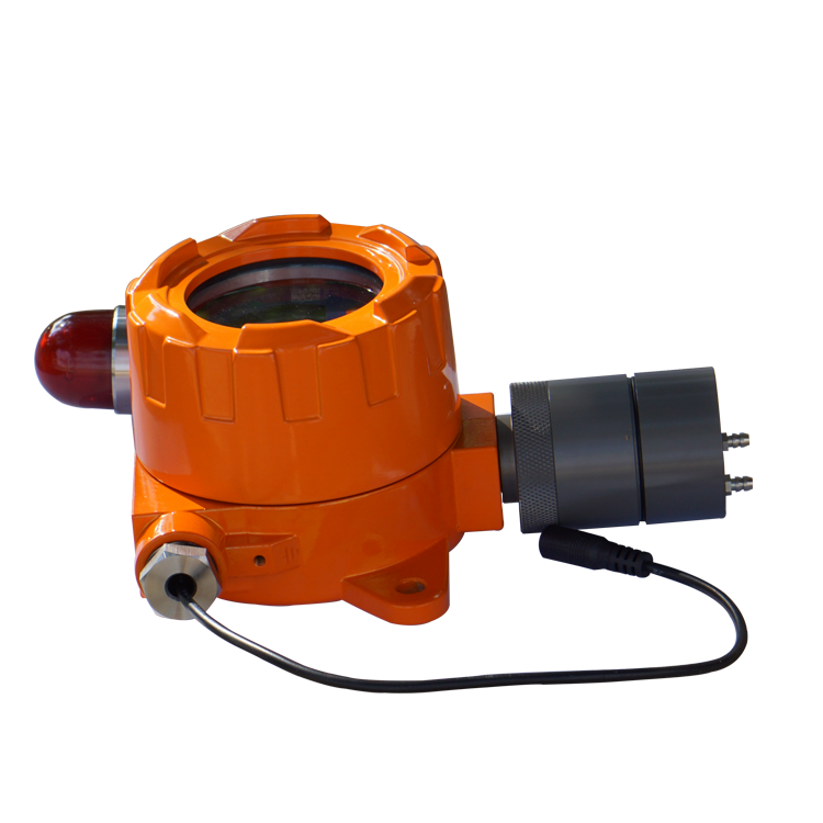 Fixed Chlorine _Cl2_ gas detector for the water treatment