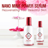Nano mink moisturizing nutrition power serum