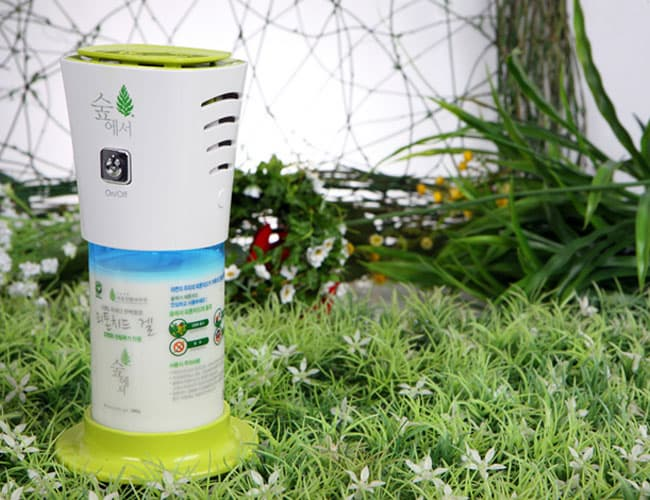 Mini Phytoncide Green Shower S-2000