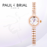 PAUL BRIAL Luxury Ladies Jewelry Watch Korea made Design