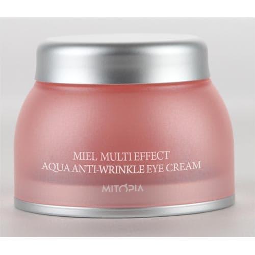 Miel Snail Multi Effect Aqua Anti-Wrinkle Eye Cream