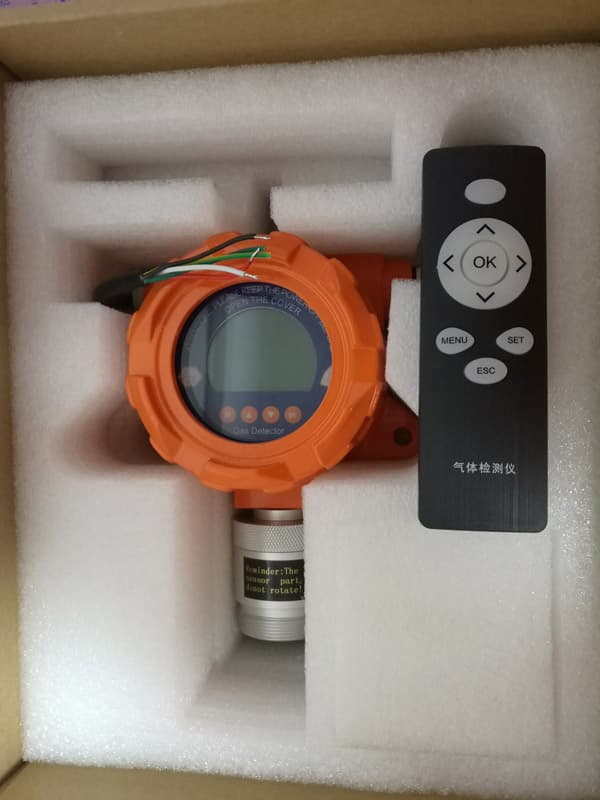 Fixed Freon gas detector