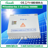 Solar PV DC junction boxes 10 strings
