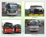 LED Moving Signs for Bus