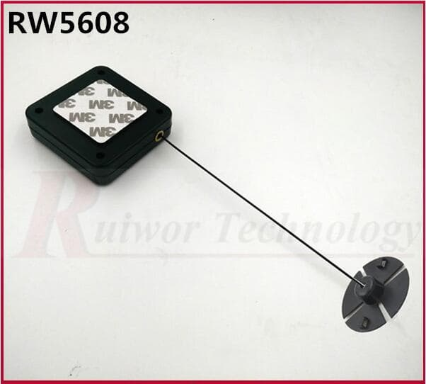 RW5608 Curved Retractable Pull Box Curved Holding
