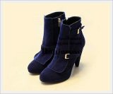 Shoes-lady Angkle Boot-designer Brand