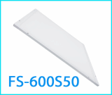 UL FCC DLC NOM Edge Lit LED Flat Panel Light 4000K_5000K_LG Innoteck Conveter_1box_2pcs_